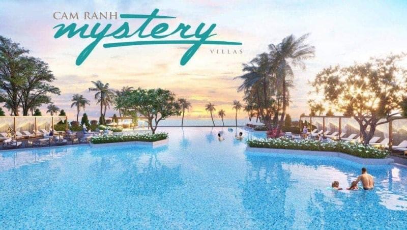 biệt thự cam ranh mystery villas - tiện ích