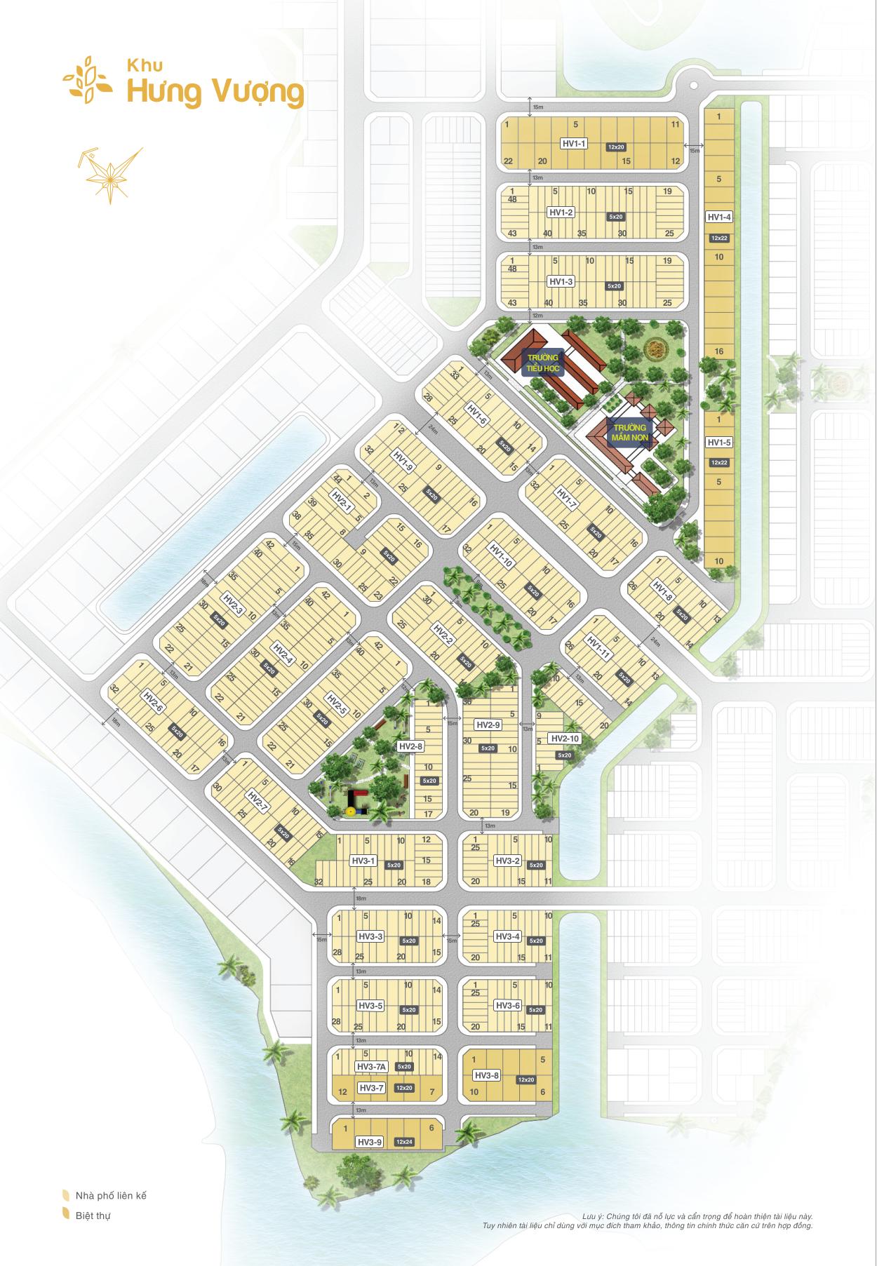 dự án biên hòa new city - mặt bằng dự án