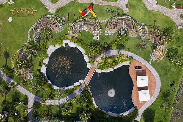 Cập nhật tiến độ dự án Saigon Garden Riverside Village