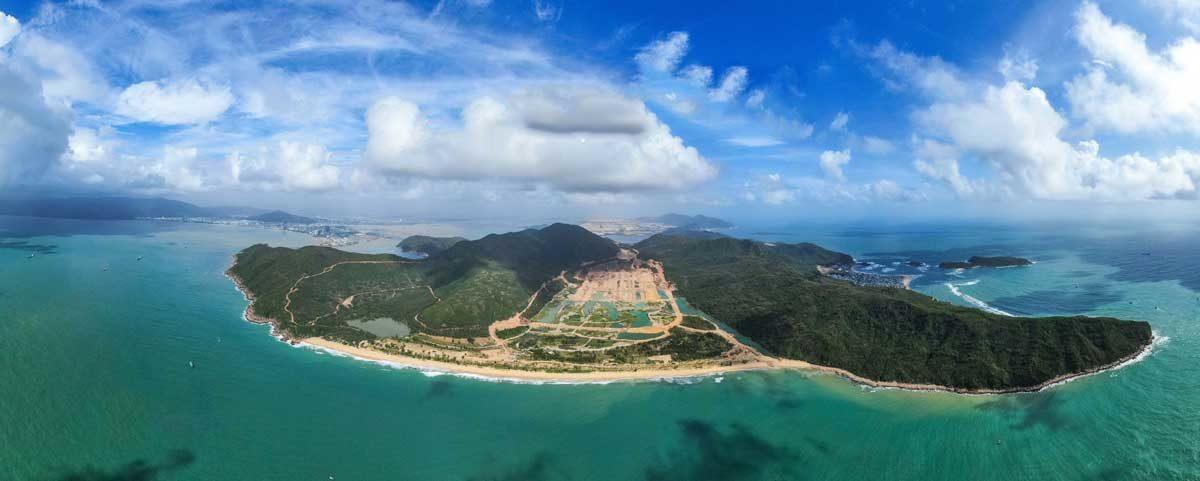 dự án hải giang merry land - hình ảnh thực tế dự án