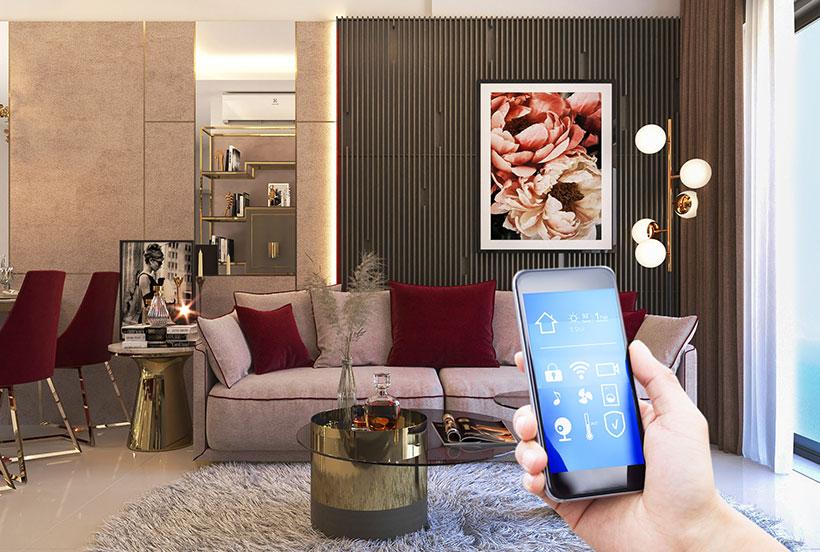 dự án grand center quy nhơn - smart home dự án