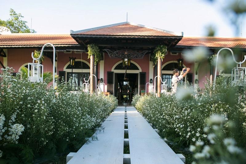 biệt thự vườn quận 9