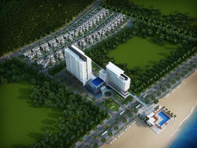dự án đất nền biển long hải