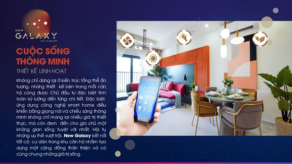Dự án new galaxy - smart home