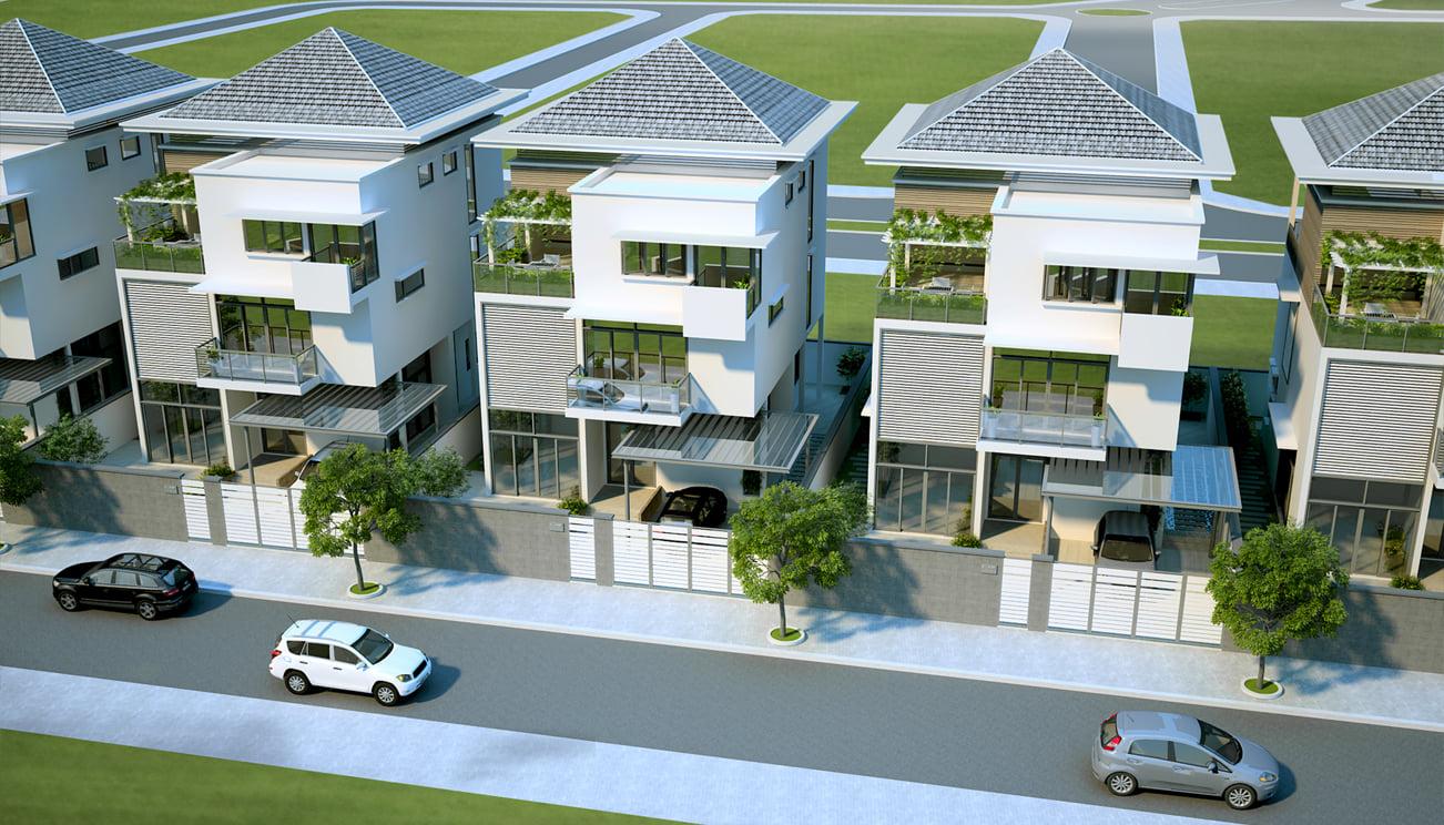 dự án la vida residences - tổng thể
