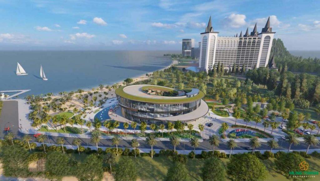 dự án hải giang merry land - tiện ích dự án